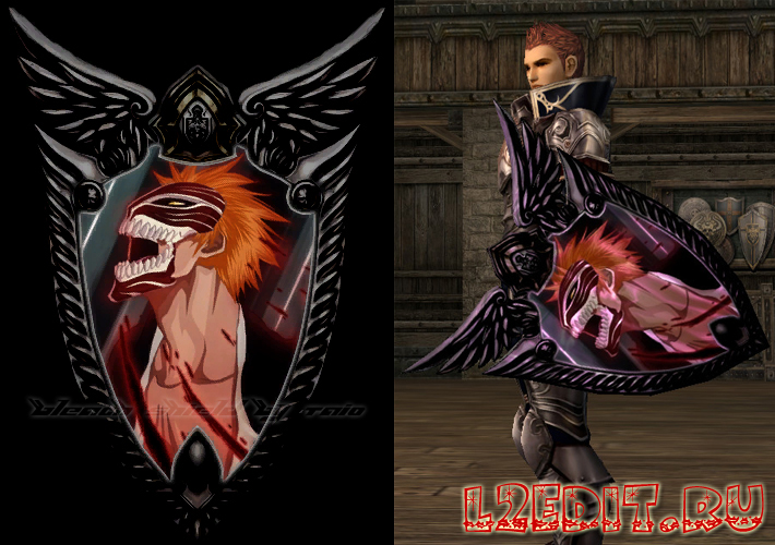 Bleach Shield для Interlude
